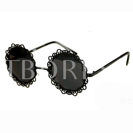 Fashion Vintage Lace Frame Sunglasses