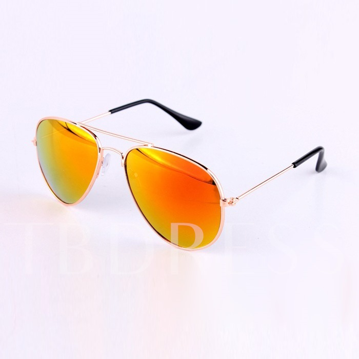 The Original Aviator - Full Mirror Children Sunglasses