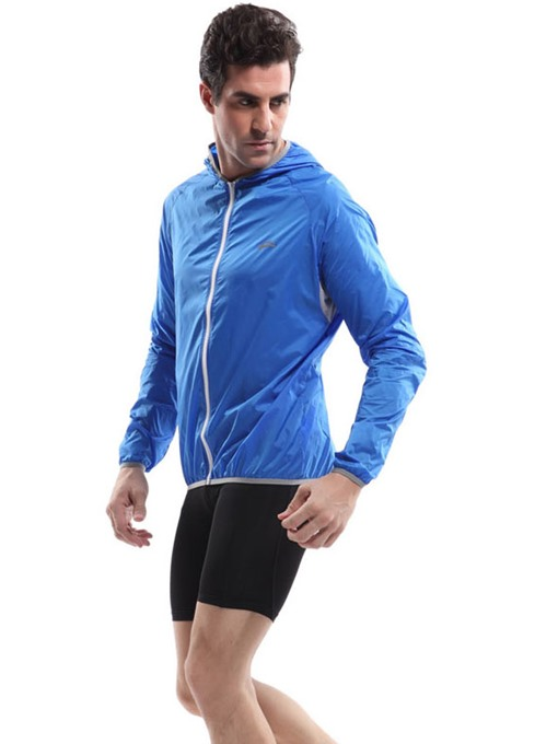 Lightweight Breathable Anti-Ultraviolet Men's Outdoor Jersey