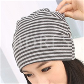 Multi Color Winter Pleated Hats