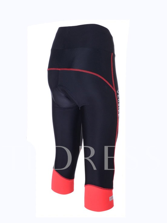 Color Streamed 3/4 Women's Cycling Pants