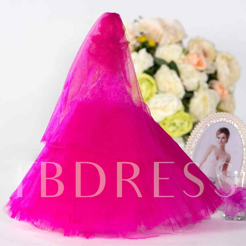 Hot Sale Ball Gown Wedding Barbie Doll