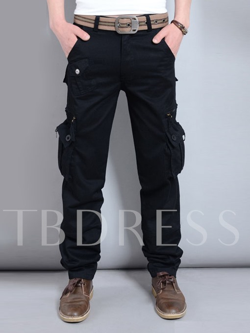 Rugged Cargo Relaxed Fit Men's Pants