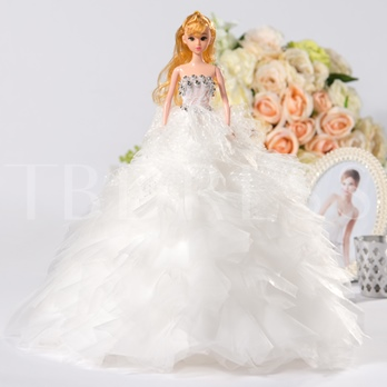 Royal Wedding Barbie Doll Gift