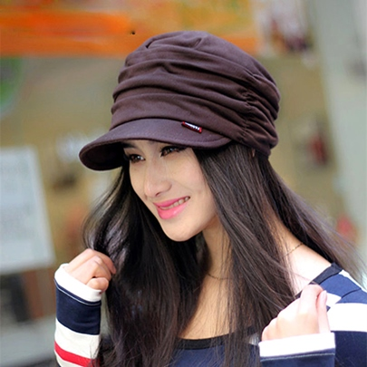Fold Fashion Flat Hat