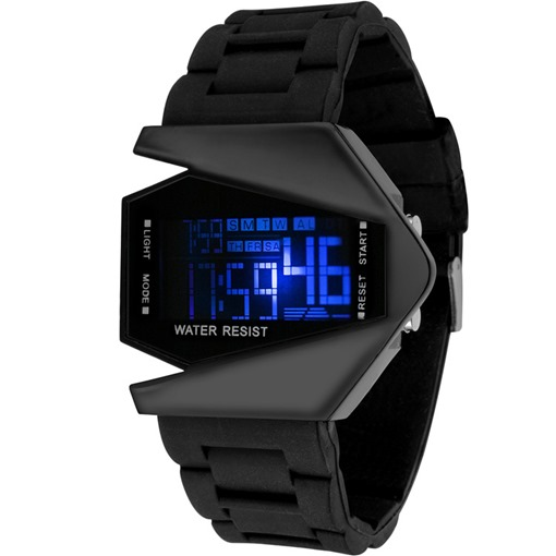 Reloj Digital LED Multicolor