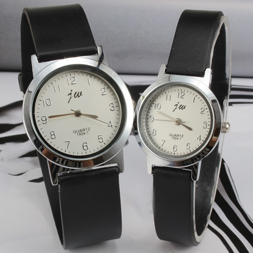 Digital Dial Couple Watches