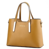 OL Style Stereo Solid Color Tote Bag
