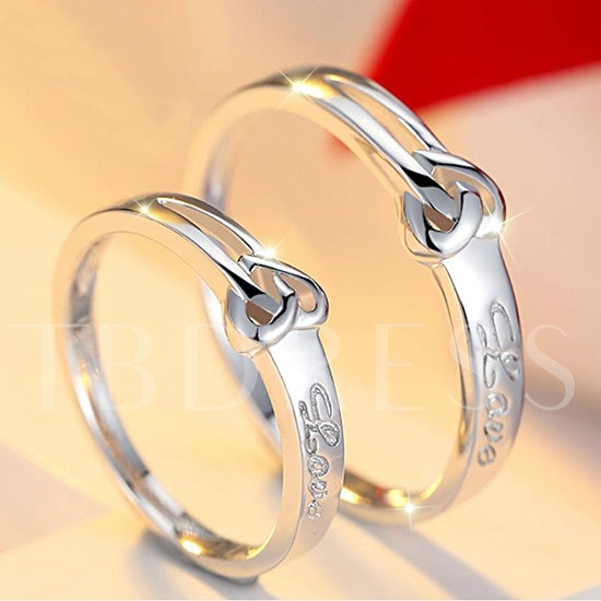 Eternal Love Forever The Knot Lovers Rings