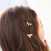 Color Bee Hair Clip
