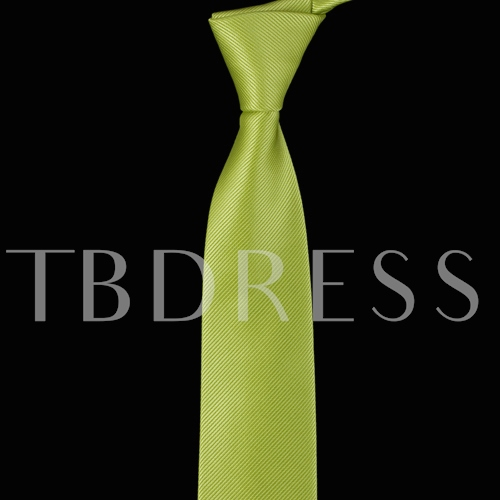 Multicolor Optional Pinstripe Tie
