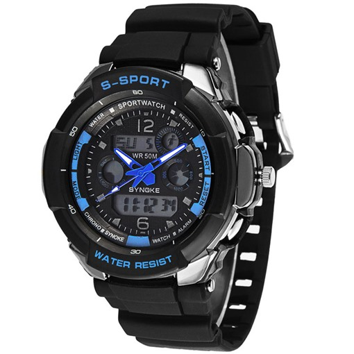 Waterproof Electronic Luminous Watch