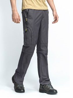 Lightweight Wearproof Men's Long Pants (Plus Size Available)