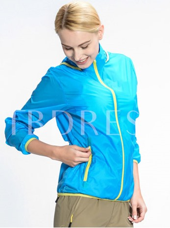 Lightweight Anti-Ultraviolet Breathable Women's Outdoor Jersey