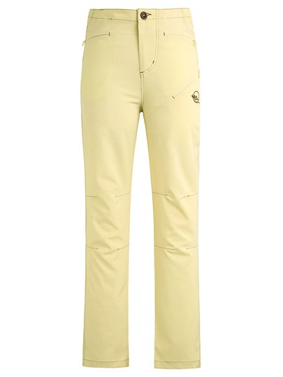 Solid Color Quick-Drying Stretch Outdoor Mountaineering Women's Pant