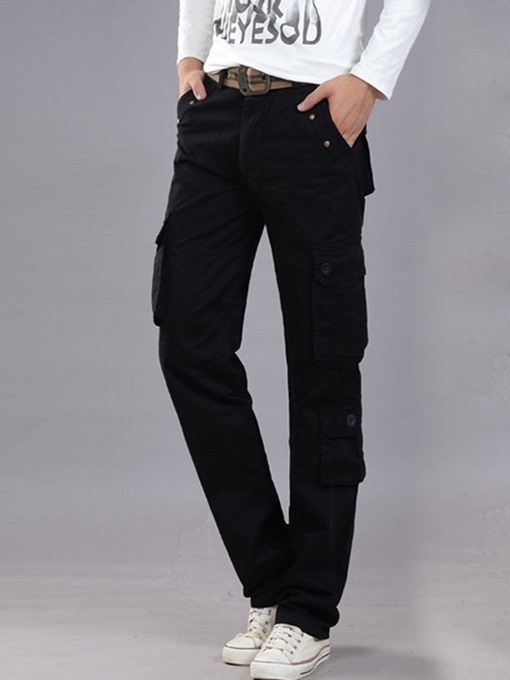 Relaxed Fit Men's Cargo Pants