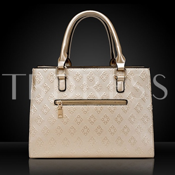Classic Embossing 6 Pieces Women Bag Sets