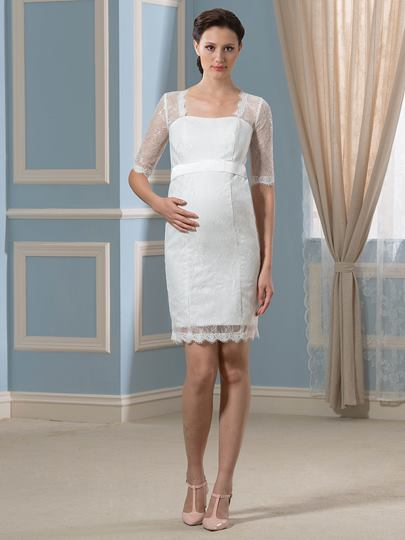 Maternity Wedding Dresses, Cheap Best Maternity Wedding Gowns Online ...