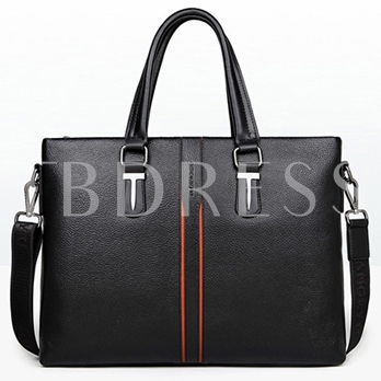 Noble Business Man Tote Bag With One Belt
