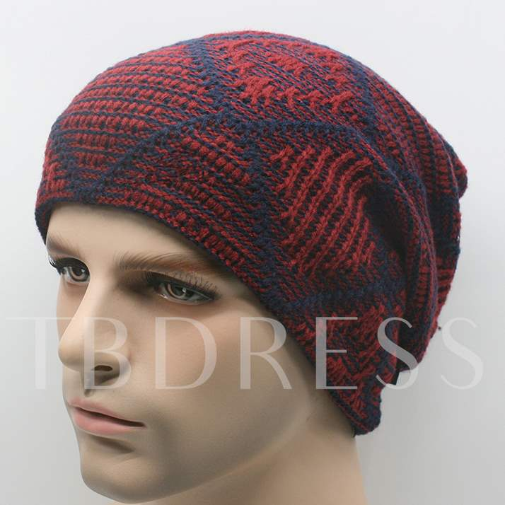 Ski Warm Knitted Cap