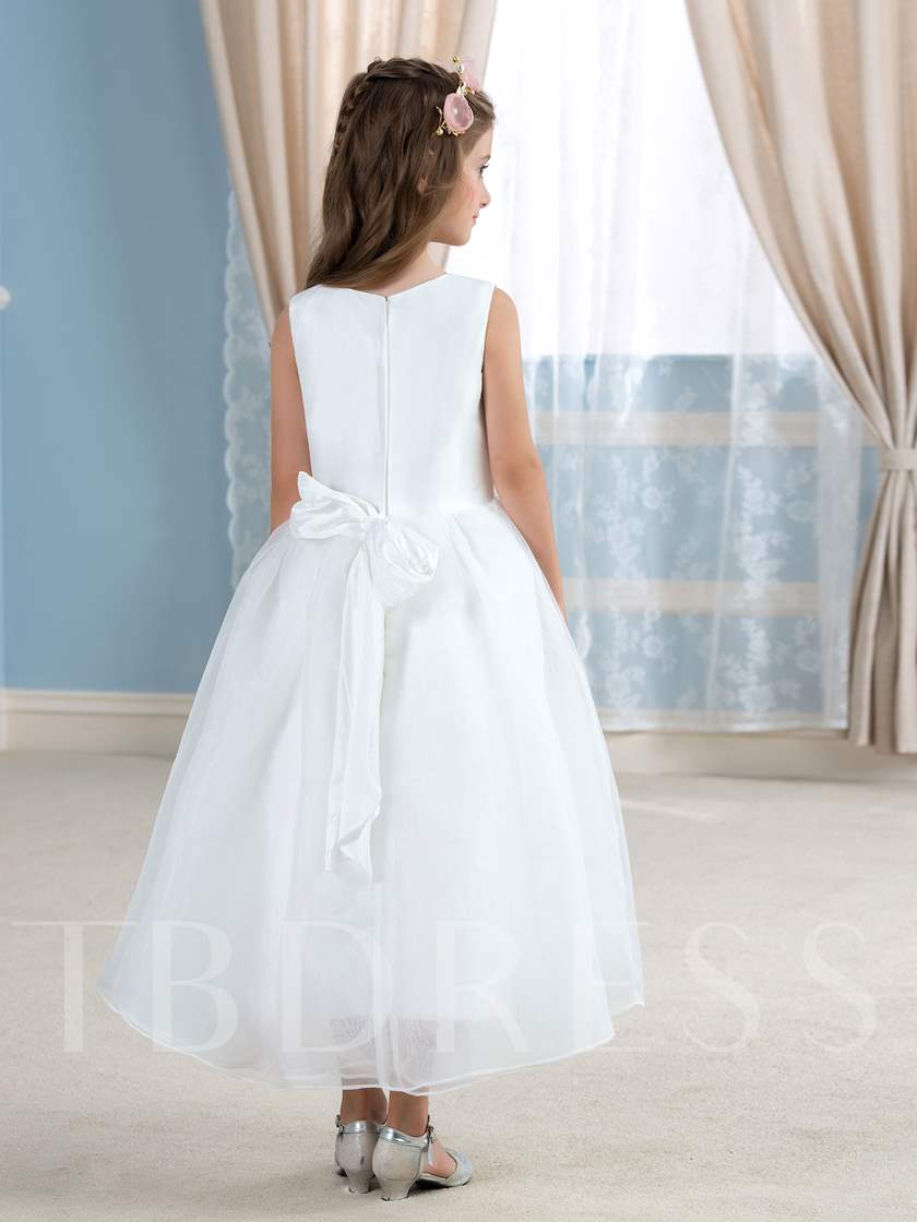 Little Princess Ball Gown Flower Girl Dress
