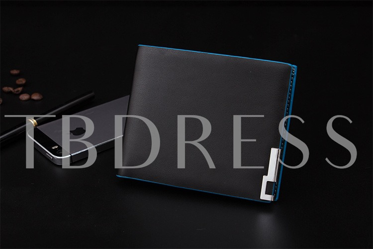 Ultrathin Low Price Men's Wallet