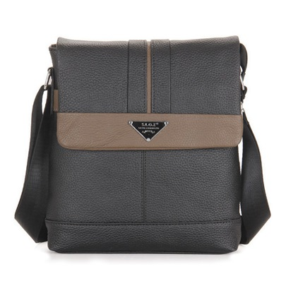 Soft Snap Cover Men's Messenger Bag