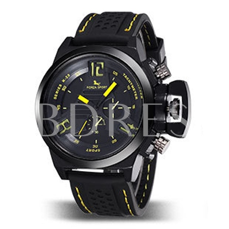 Business And Sport Pointer Men's Watch