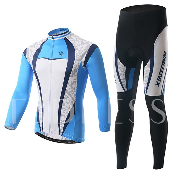 Fast Drying Warm Stretchable Couple Cycling Suit (Plus Size Available)
