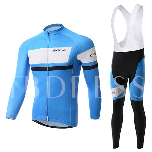 Fast-Drying Men's Cycling Suit (Plus Size Available)