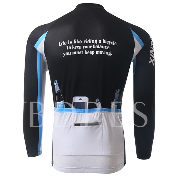 Sweat-Absorption Fast Drying Couple Cycling Suit (Plus Size Available)
