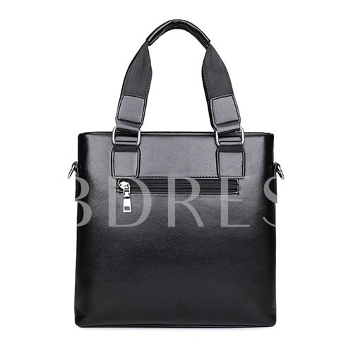 Gracious Pure Color Men's Tote Bag