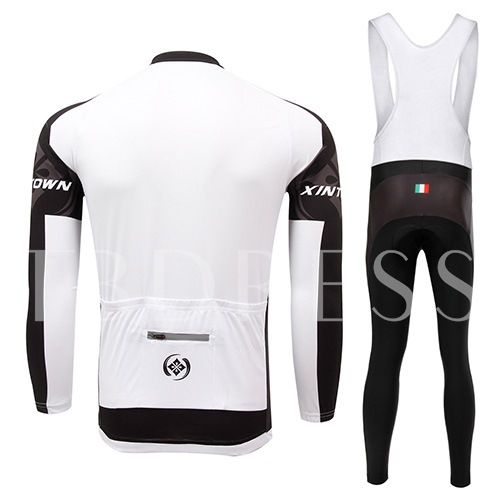 Stretchable Wind Cheater Men's Cycling Suit