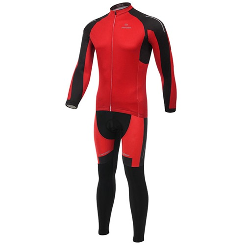 Quick-Dry Breathable Springy Men's Biking Suit (Plus Size Available)