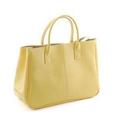 Candy Color PU Tote Bag 10967486