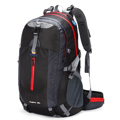 Concave-Convex Profession Computer Men's Backpack