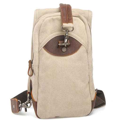 Korean Canvas Casual Men's Cross Body