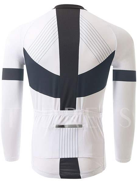 Breathable Polyester Men's Bike Clothing (Plus Size Available)