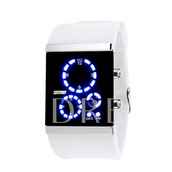 Fad LED Electronic Digital Men's Watch