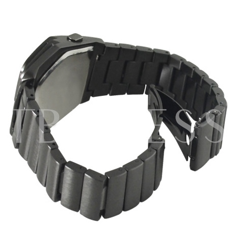 Cobra Style LED Men's Watch