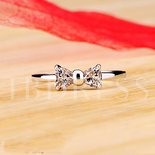 High-End Simulation Full Drill Bow Ring