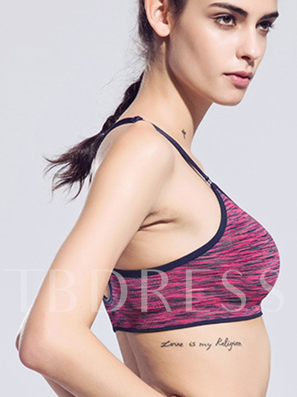 Dyed Expressionism Women Sports Bra