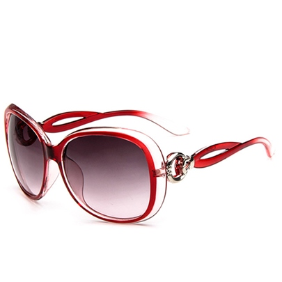 Gorgeous Hollow Sunshine Women's Sunglasses