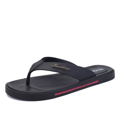 Thong Flat Heel Men's Slippers