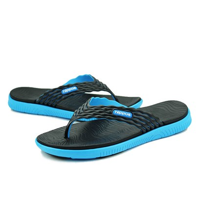 Flat Heel Thong Open Toe Men's Beach Slippers