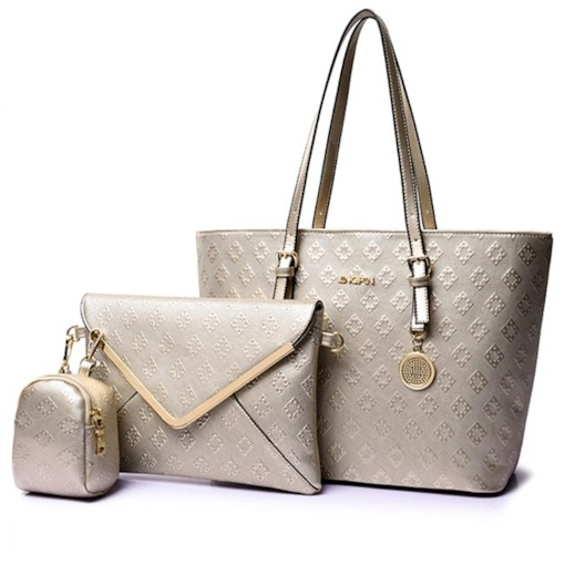 Formal Matched Women's 3 Bag Sets
