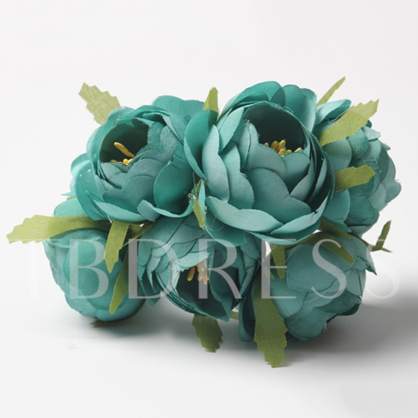 Multicolor Optional Cloth Flowers Diy Accessories