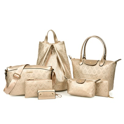 Luxury Multi-Functional 7 Bag Sets for Ladies
