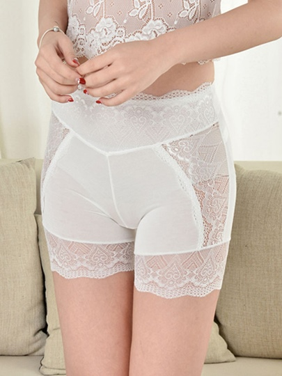Lace Leggings Hollow Women's Shorts