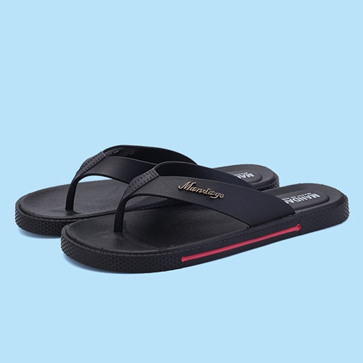 Thong Flat Heel Slip-On Men's Sandals